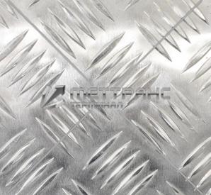 Лист алюминиевый рифленый в Атырау