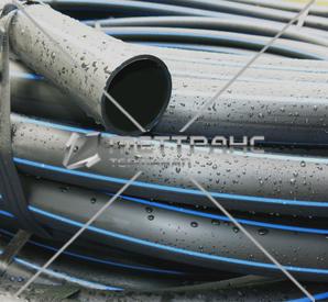 Труба полиэтиленовая ПЭ 50 мм в Атырау