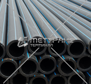 Труба полиэтиленовая ПЭ 63 мм в Атырау