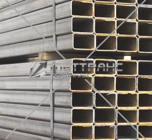 Труба профильная 60х40 мм в Атырау