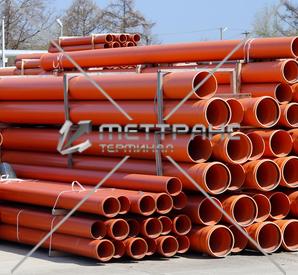Труба канализационная в Атырау