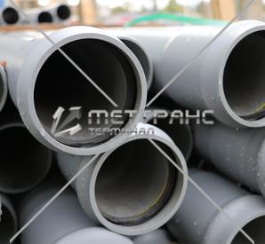 Труба канализационная 100 мм в Атырау