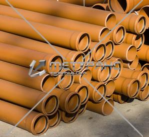 Труба канализационная 110 мм в Атырау