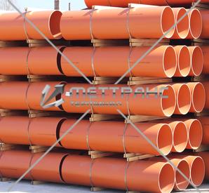 Труба канализационная 250 мм в Атырау