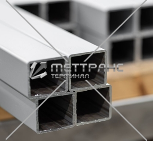Профиль алюминиевый квадратный в Атырау