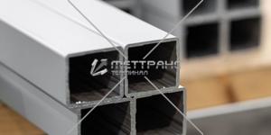Профиль алюминиевый квадратный